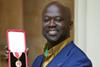 David Adjaye knighthood