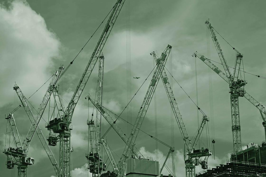 Construction activity falls at second-fastest rate since April 2009