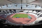 The Olympic Stadium, Stratford, London