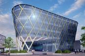 Newcastle University's proposed £50m National Innovation Centre, designed by GSS Architecture.