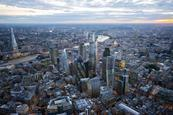 New London Architecture's view of the City of London in 2025