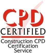 CPD construction logo