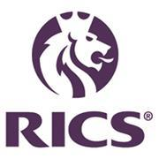 Rics stacked reg logo