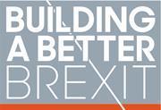 Building a better Brexit campaign logo