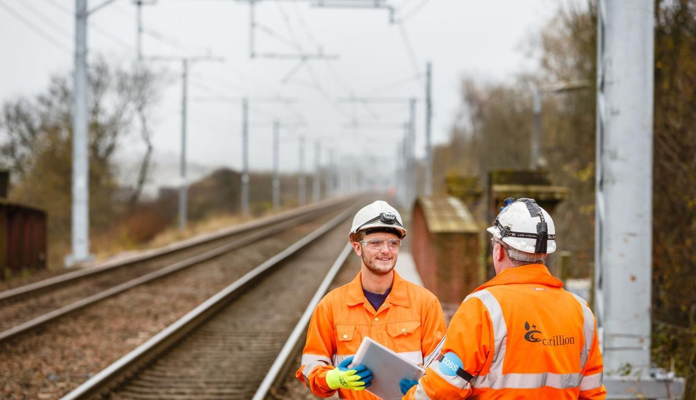 Amey snaps up Carillion rail contracts | News | Building