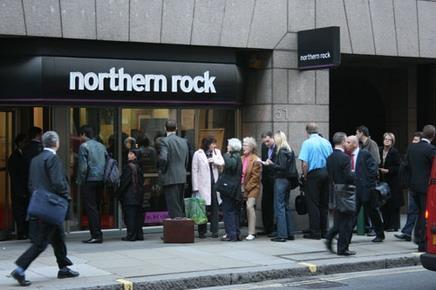 northern rock' crisis