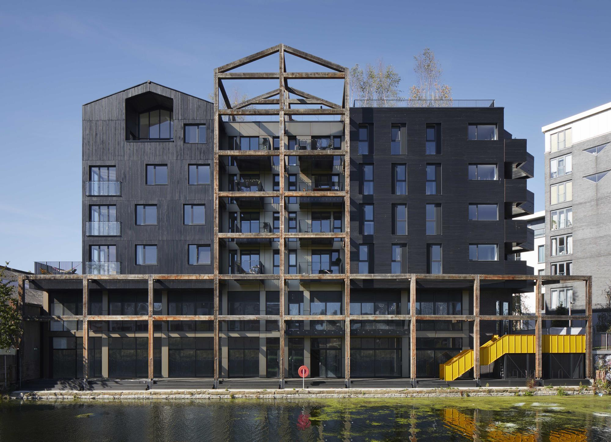In pictures: Architect completes resi job job with views of Olympic Park