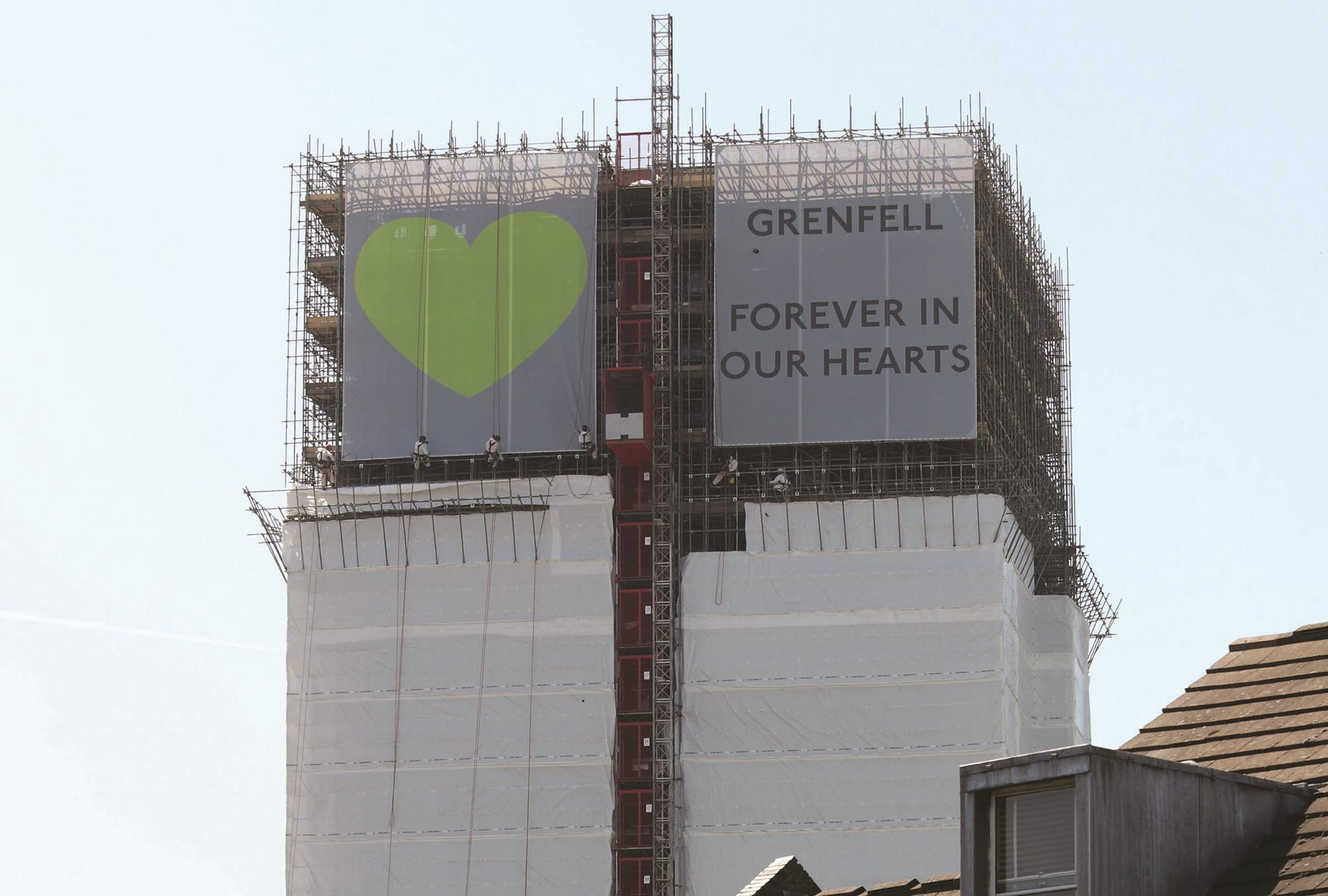 One year on: What have we learned so far from Grenfell? Part
