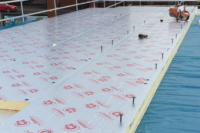 Cpd 16 2016 Insulating Flat Roofs Features Building