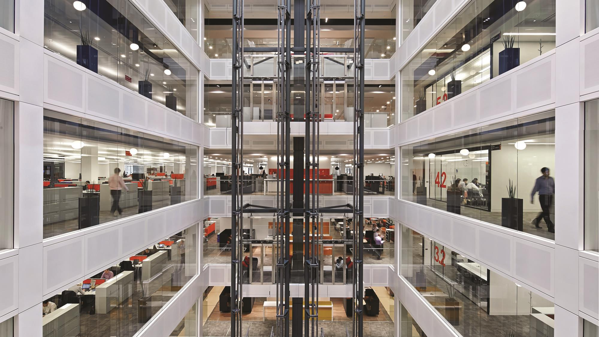 pwc london office. PwC\u0027s London Office: Highest BREEAM-rated Building Ever | Features  Building Pwc London Office O