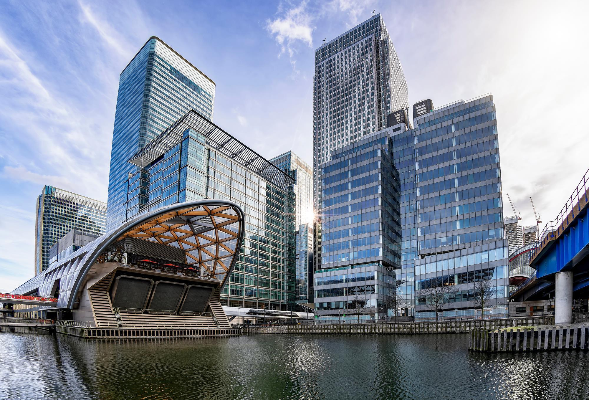 Angry Canary Wharf takes aim at Crossrail, saying boss 'passing ...