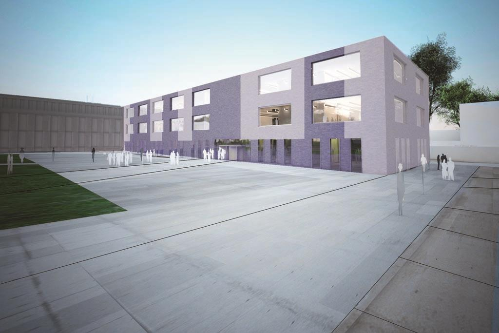 Steel Insight: Multi-storey Offices | Features | Building