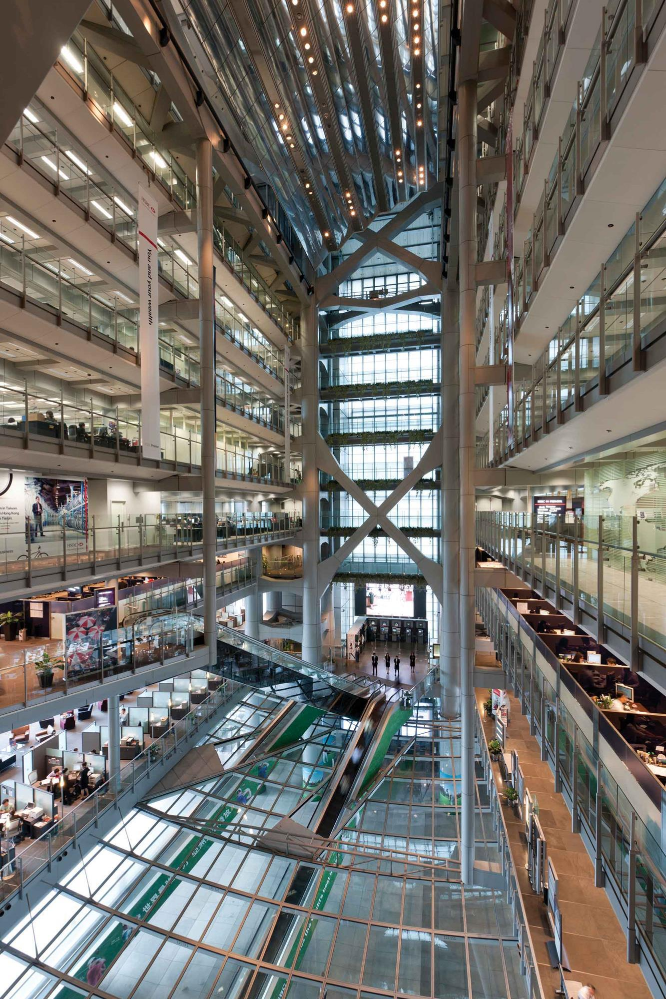 Inside the machine: the influence of high-tech architecture