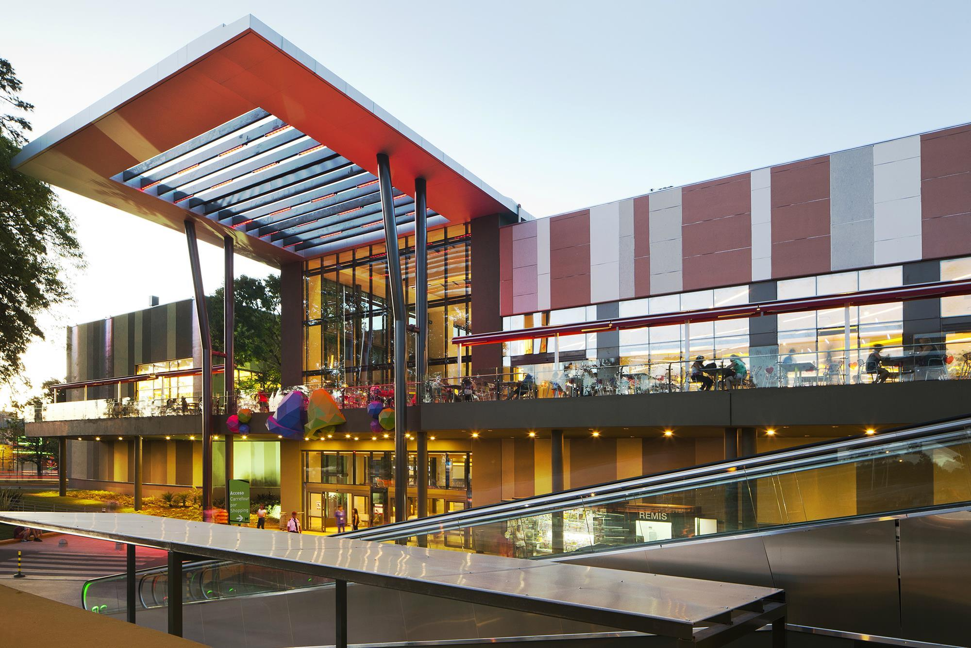 Broadway Malyan Designed Mall Opens In Argentina News