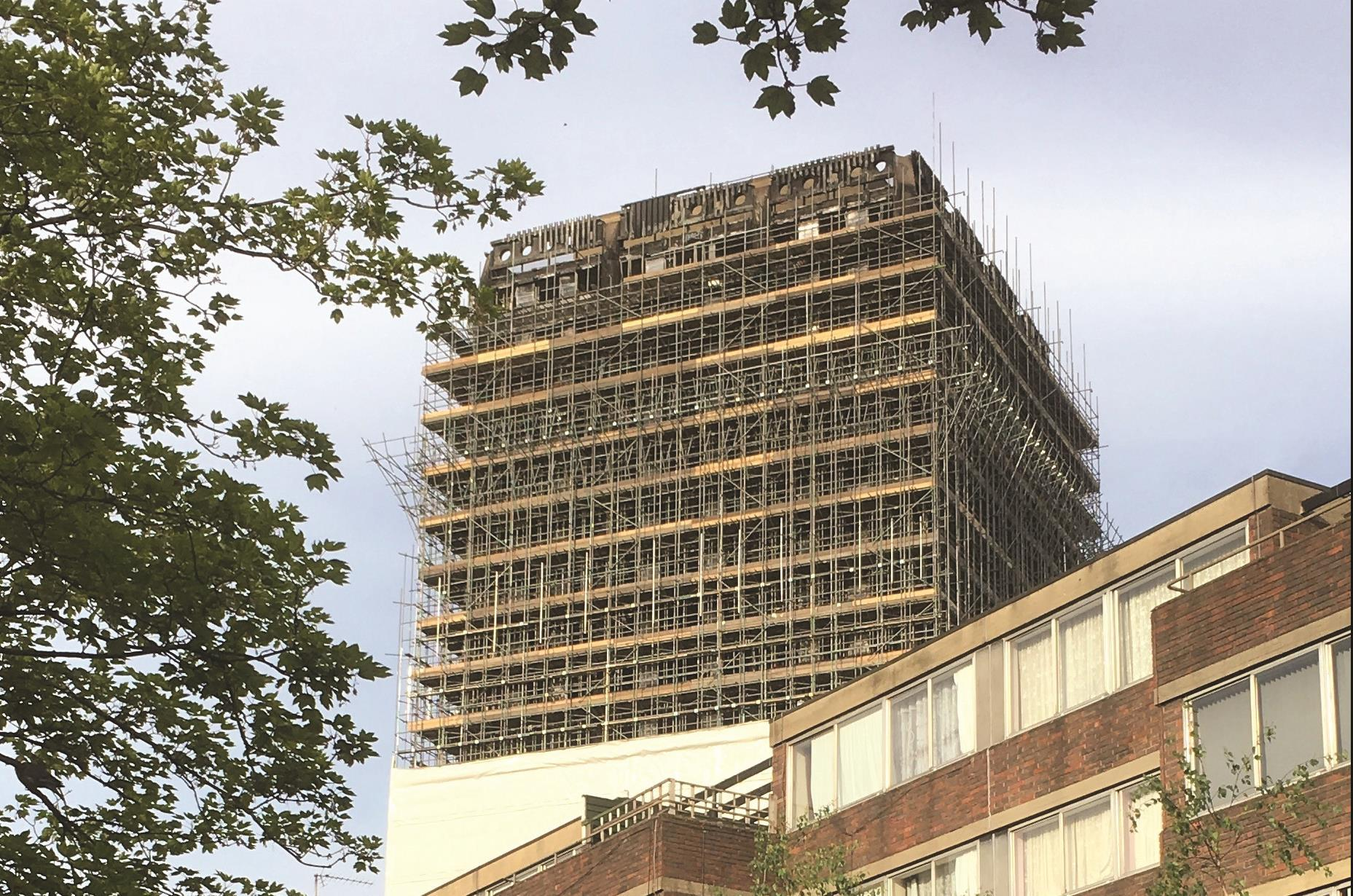 Grenfell inquiry: supplier says cladding combustibility was