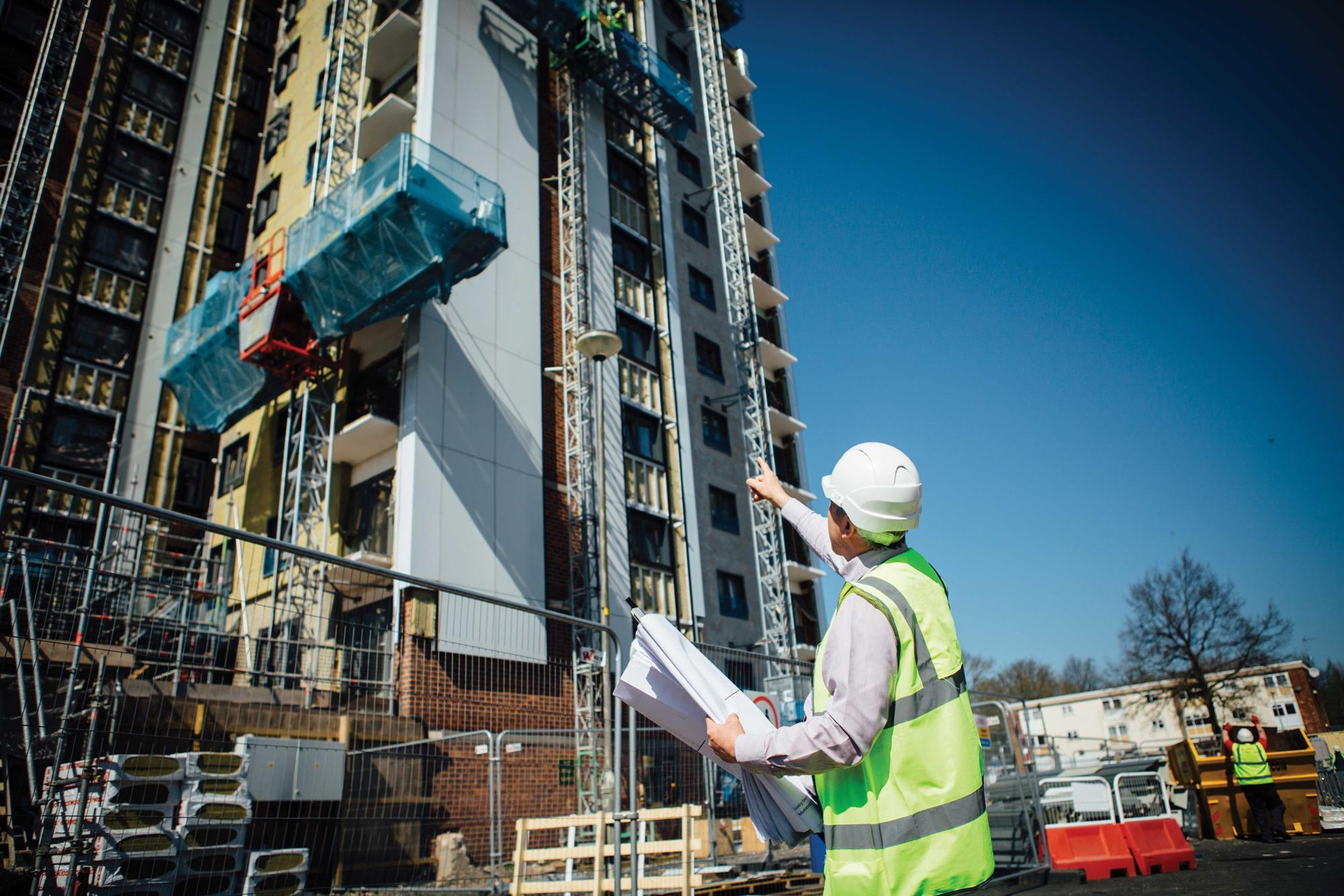 CPD 16 2018: The 'low risk' approach to facades on high-rise