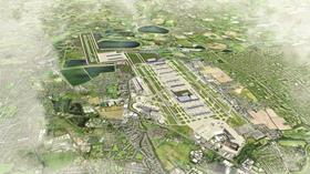 Heathrow third runway credit heathrow airport