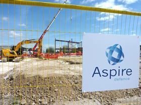 Aspire defence capital works