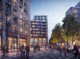 Go ahead for Phase 3 of Hallsville Quarter%2c Canning Town IMAGE 270718