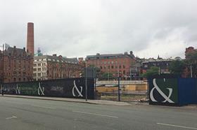 Urban and Civic Manchester scheme
