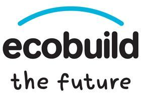 Ecobuild the future logo