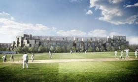 North West Cambridge Development - Hill second phase