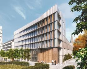 Nexus building cgi