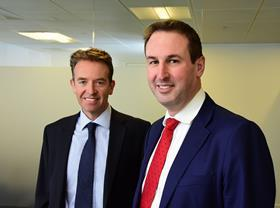 Andrew Telfer and Nick Simpkin Willmott Dixon