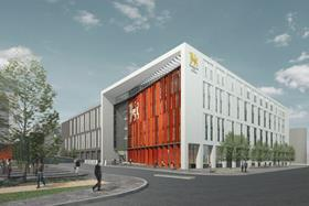 Birmingham City University - City Centre Campus phase two