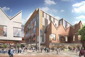 Intu's Watford shopping centre extension