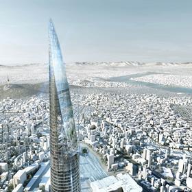 Renzo Piano: Landmark Tower, Seoul