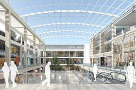 Artist's impression of the Westgate scheme