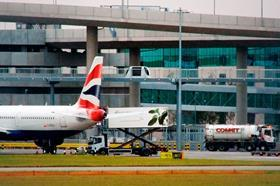 Heathrow T5 pod transport