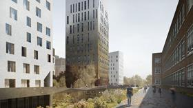 Planned student accommodatioion buildings at the university of brighton (1)