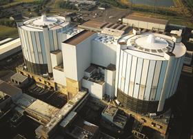 Oldbury Nuclear Power Station