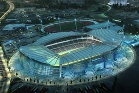 Manchester City Etihad Stadium
