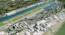 London City Airport expansion plans 2017