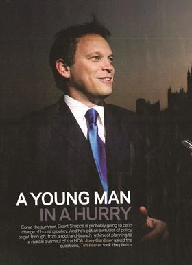 Grant Shapps Archive