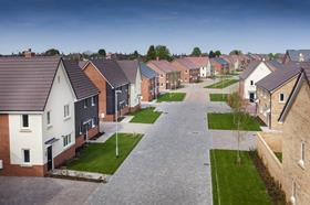4 new homes built by lovell at mod stafford