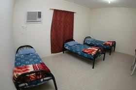 Qatar workers quarters