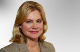 Justine Greening, Education Secretary
