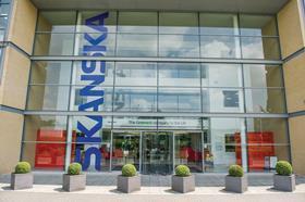 Skanska's UK head office