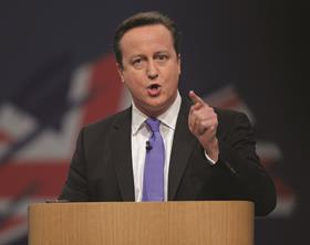 Cameron conference