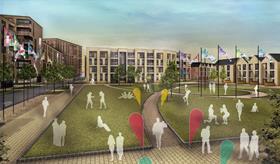 Birmingham Commonwealth Games Village