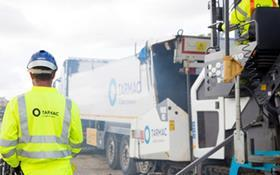 Carillion team joins tarmac normal