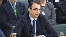 zafar khan Carillion Inquiry