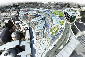 BDP is using BIM on the Edinburgh St James development.