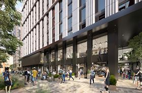 Affinity Living PRS scheme at Circle Square Manchester