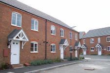 Social housing, Warwick