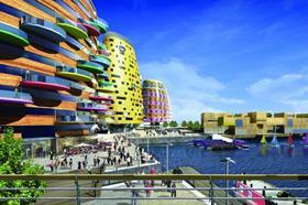Quintain Middlehaven development in Middlesbrough